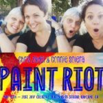 There's Gonna Be A PAINT RIOT (& You're Invited!)