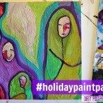 Holiday PAINT Party (Video)