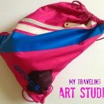 My Traveling Art Studio