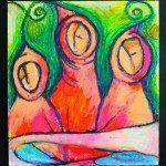 Painting The Feminine :: Imagination