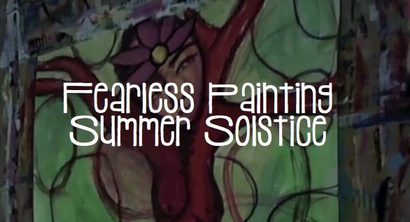 Painting Summer Solstice