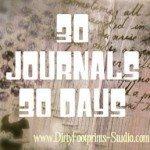 30 Journals 30 Days: TRACIE HANSON