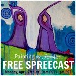 Join Me For A FREE Painting The Feminine Spreecast
