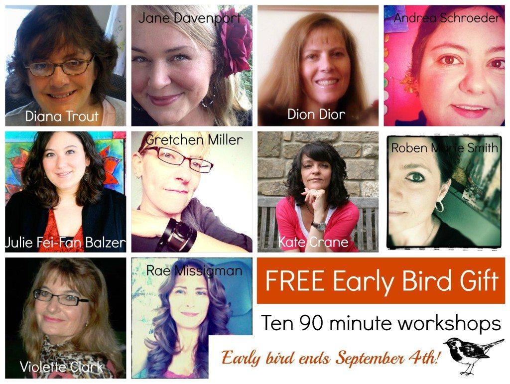 Early Bird Promo