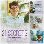 21 SECRETS Conversations with Crystal Moody