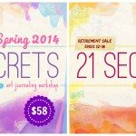 BIG NEWS :: 21 SECRETS Is Retiring!