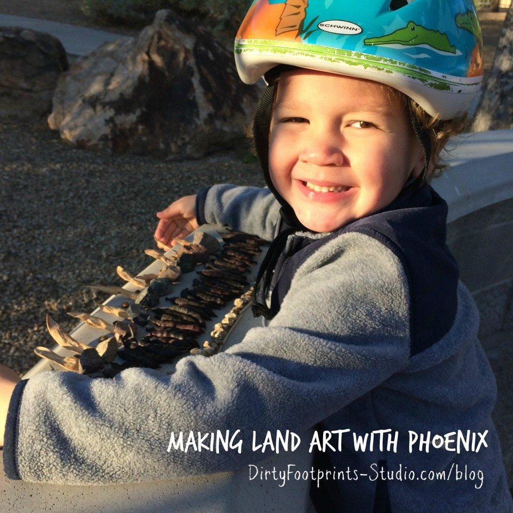Making-Land-Art