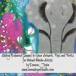 Adding Botanical Shapes To Your Artwork :: FREE eBook