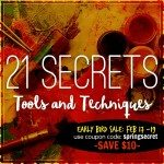 21 SECRETS Tools & Techniques Is Here!!!!!!!!!!!!!!