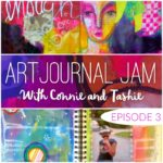 Art Journal Jam :: Episode 3
