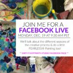 Join Me For My First Facebook Live Tomorrow