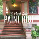 A Peek Into Paint Riot