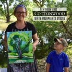 New Moon Video  ::  Cottonwood