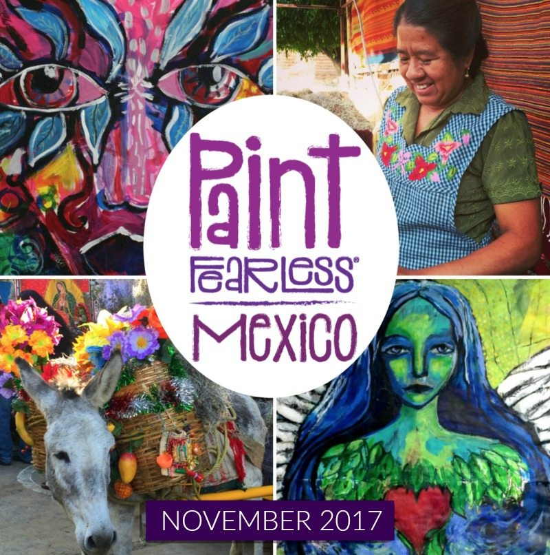 Paint FEARLESS Mexico