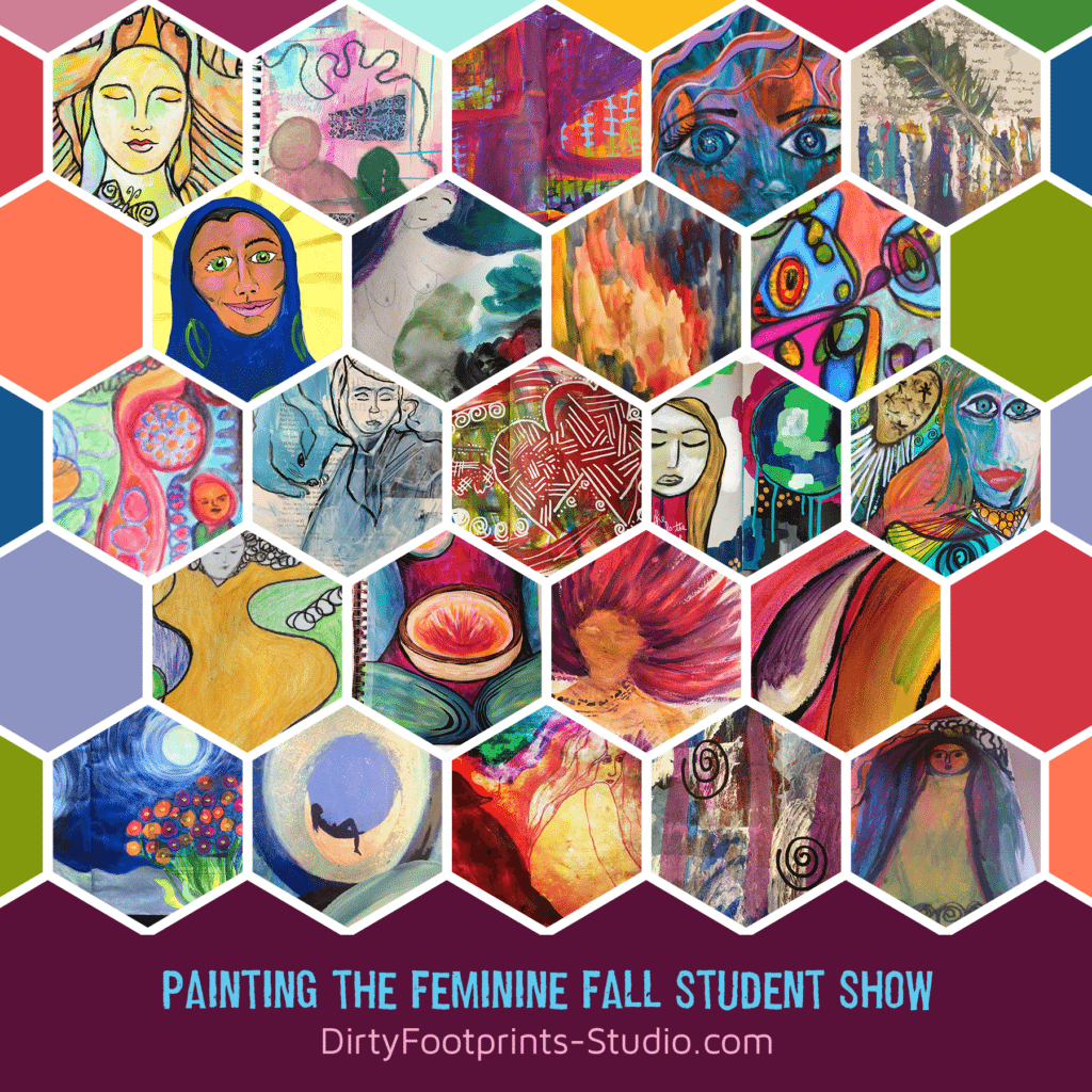 Painting The Feminine Fall Student Show