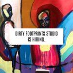 Dirty Footprints Studio is Hiring!
