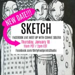 Join Me For Sketch! It's FREE!