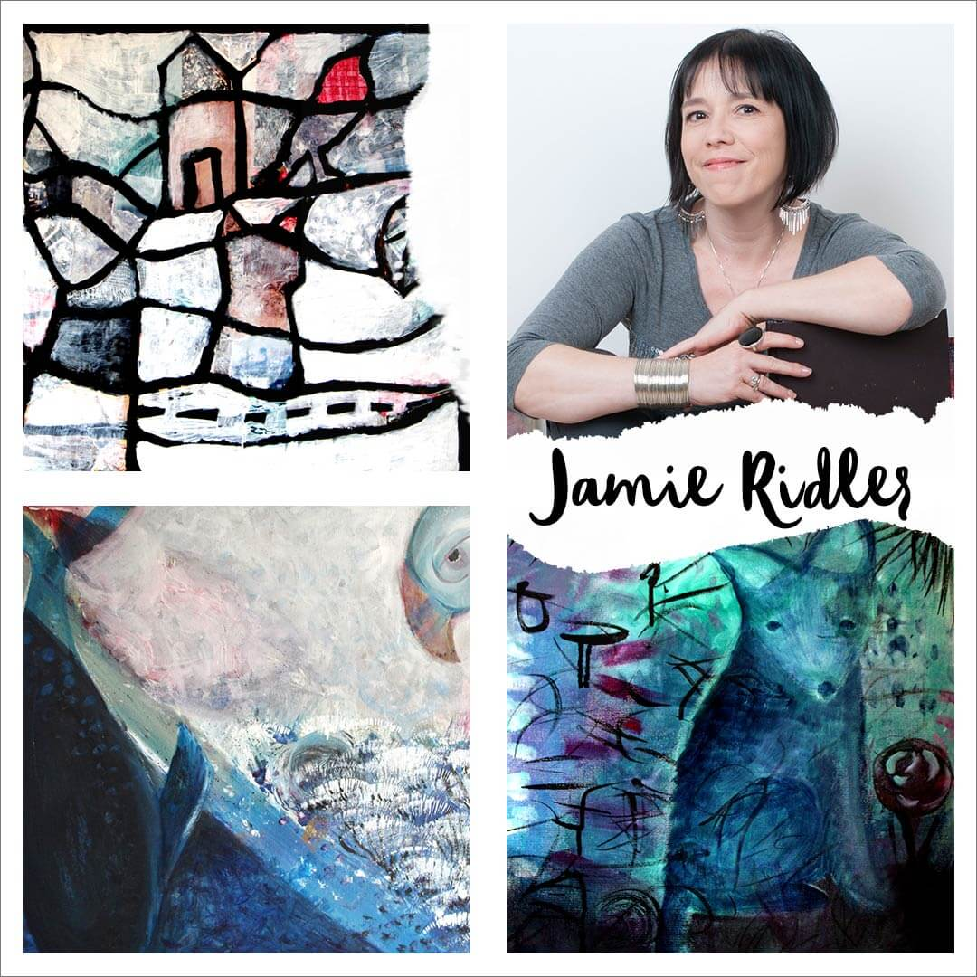 Jamie Ridler