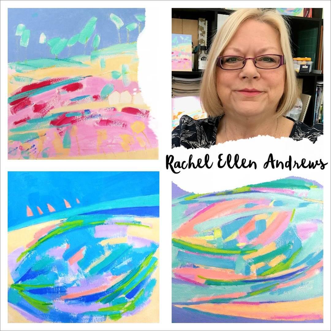 Rachel Ellen Andrews