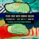 Join Me For A Paint Chat On Thursday