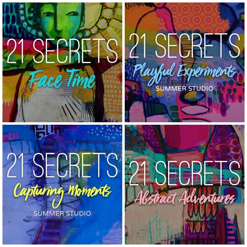 21 SECRETS 2019 Collage