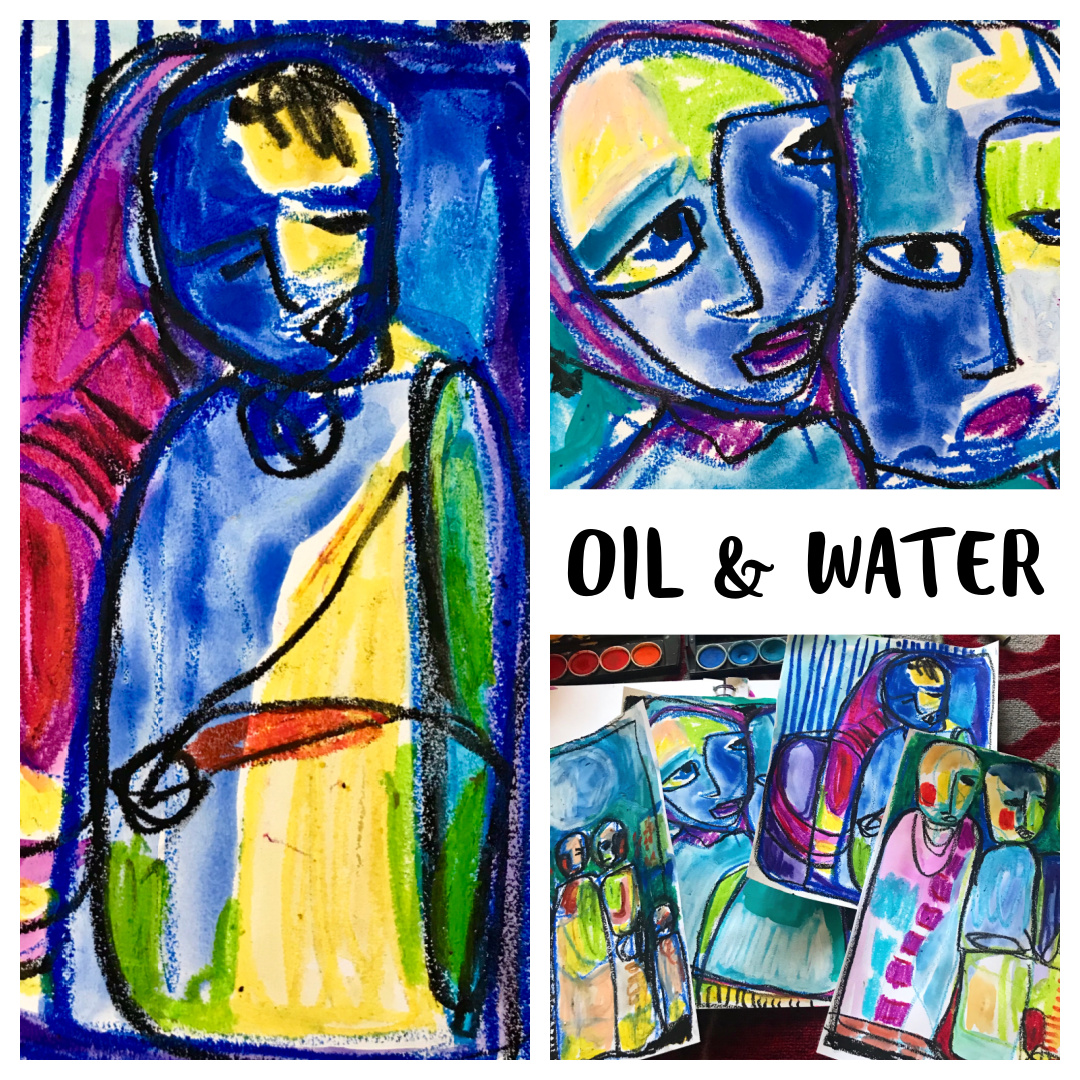 Oil-Water