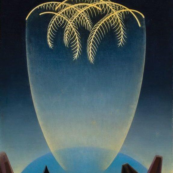 Agnes Pelton | Messengers | 1932